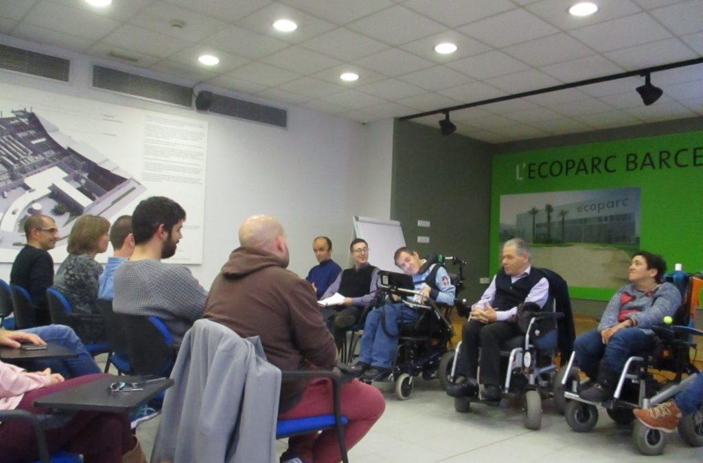 ACTIVIDAD SOBRE MOTIVACIÓN Y VALORES EN LA EMPRESA ECOPARC DE BCN, S.A.