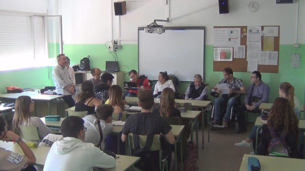 Actividad sobre valores y motivación en el IES Marines de Castelldefels