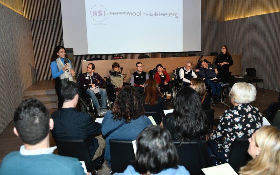 Fundació No Somos Invisibles amb TMB