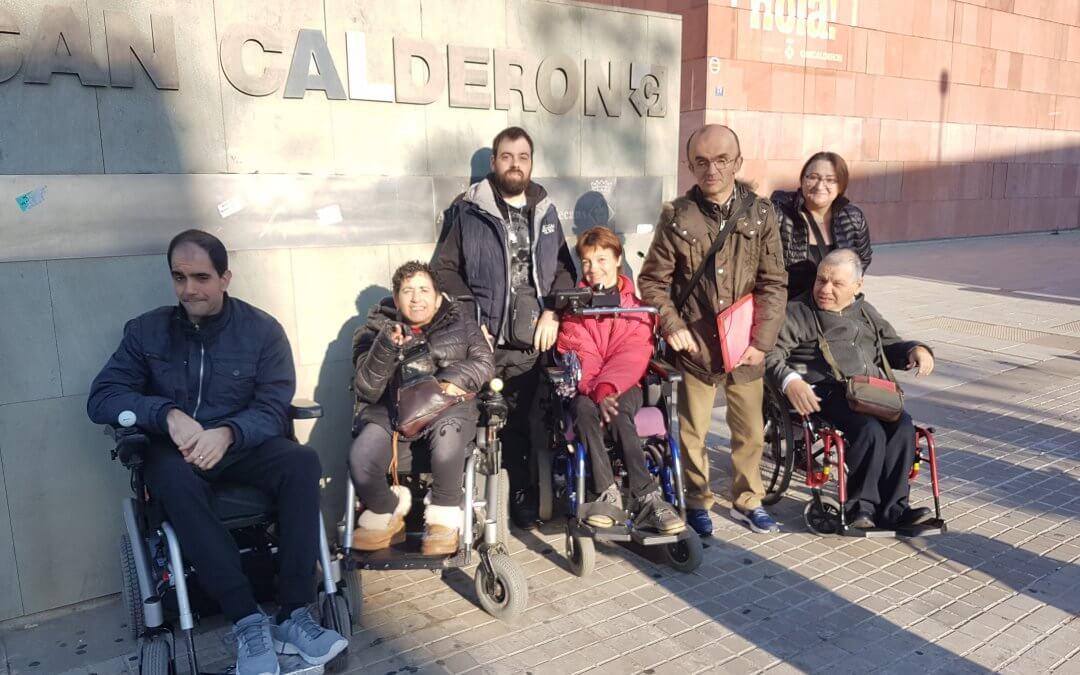 """Taller de Valors i Motivació al centre de promoció econòmica """"Can Calderon"""" de Viladecans"""