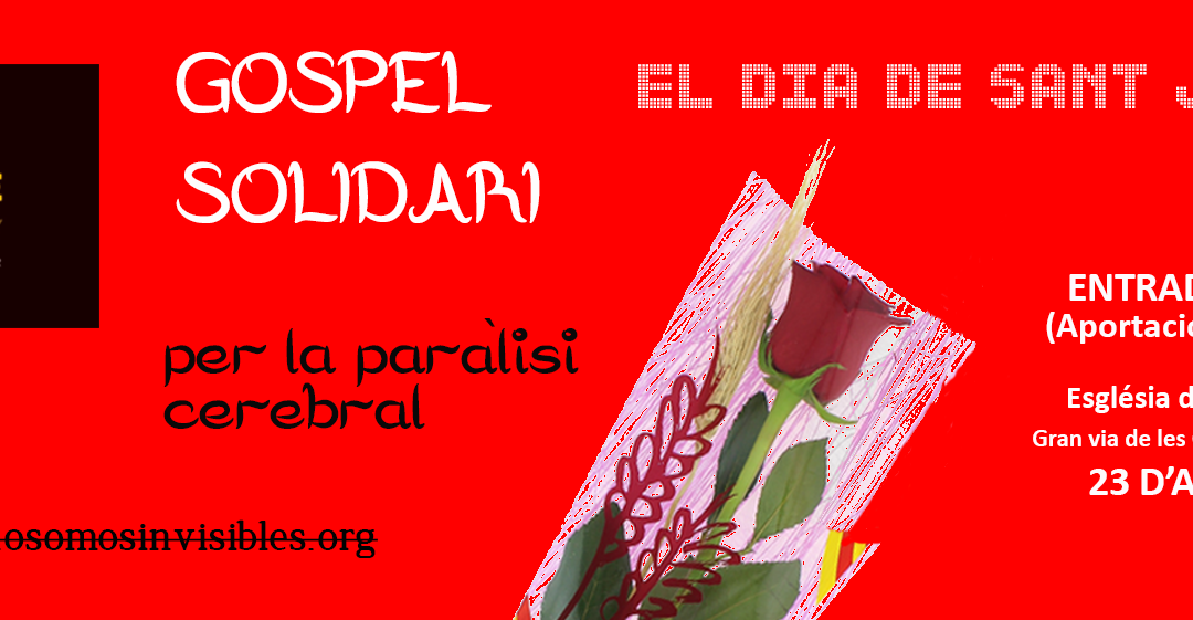 GOSPEL SOLIDARIO PARA NO SOMOS INVISIBLES