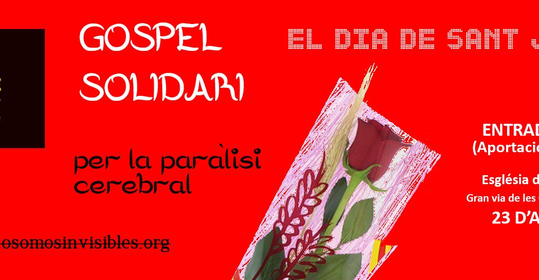 GOSPEL SOLIDARIO PARA NO SOMOS INVISIBLES