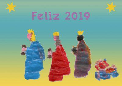 POSTAL DE NAVIDAD 2018