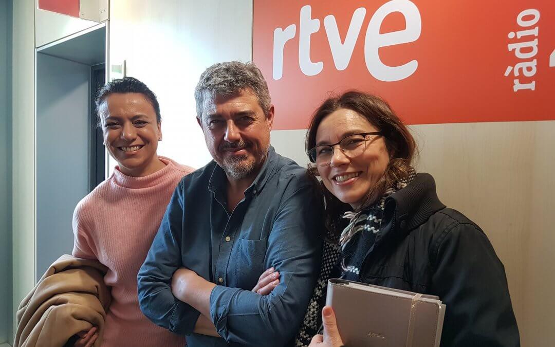 Entrevista al programa de Goyo Prados «Són 4 dies» de RNE – Radio 4