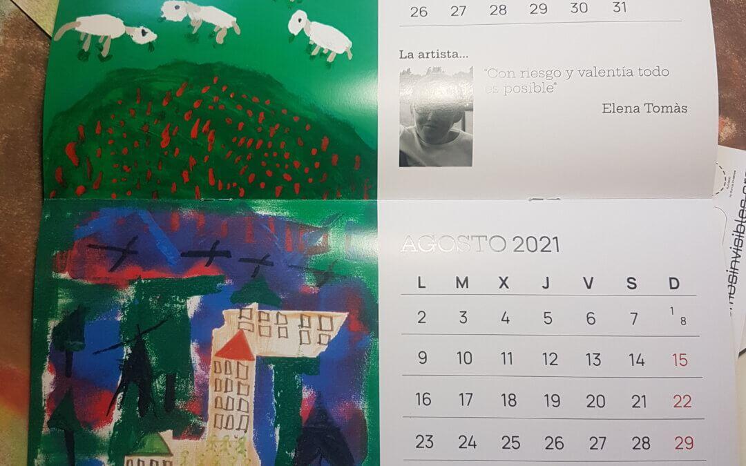 Calendario Solidario – Mail Boxes Castelldefels